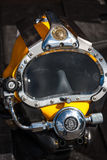 Kirby Morgan 37 Diving Helmet closeup Royalty Free Stock Image