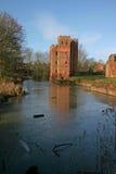 Kirby Muxloe Schloss Lizenzfreies Stockbild