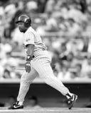 Kirby Puckett, Minnesota Twins. Minnesota Twins legend Kirby Puckett. (Image taken from black & white negative Royalty Free Stock Photos