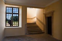 Kirby Salão Northamptonshire Inglaterra Imagens de Stock