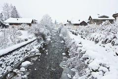 Kirchberg in Tirol Royalty Free Stock Photos