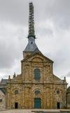 Kirche-Abtei Saint-Michel, Frankreich Stockbilder
