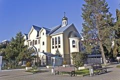 Kirche in Adler Stockfotografie
