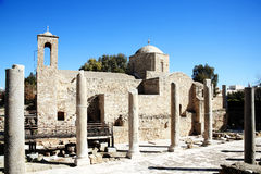 Kirche Agia Kyriaki, Paphos, Zypern Stockfoto