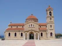 Kirche-Agio-RAPHAEL Zypern Stockfotos