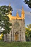 Kirche in Alexander Park-Sonne Lizenzfreie Stockbilder