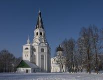 Kirche in Alexandrow Stockbilder