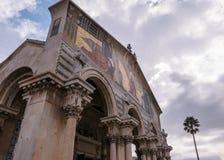 Kirche aller Nationen stockbilder