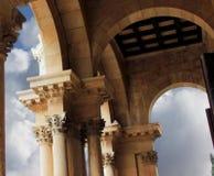 Kirche aller Nationen. Jerusalem. Israel lizenzfreies stockfoto