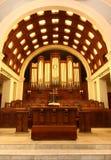 Kirche-Altar Lizenzfreie Stockfotos