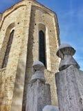 Kirche in Amatrice Lizenzfreies Stockfoto