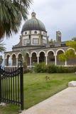 Kirche auf dem holyland Stockfoto