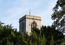 Kirche bei Blickling Hall Norfolk Stockbild