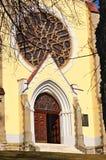 Kirche bei Marian Mount Stockfoto