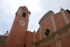 Kirche bei Montemarcello lizenzfreie stockfotografie