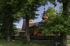 Kirche Beskid lizenzfreies stockfoto
