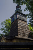 Kirche Beskid lizenzfreie stockfotografie