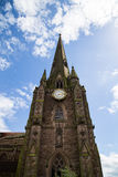 Kirche in Birmingham Lizenzfreie Stockbilder
