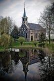Kirche Blankenham Stockfotos