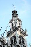 Kirche in Brüssel Stockbild