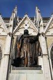 Kirche in Brüssel Lizenzfreies Stockbild