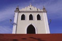 Kirche in Brasilien Stockfotografie
