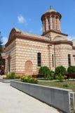 Kirche in Bucharest lizenzfreies stockbild