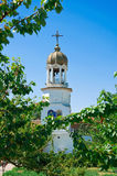 Kirche in Bulgarien Lizenzfreies Stockbild