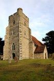 Kirche Burham Str.-Marys Stockbilder