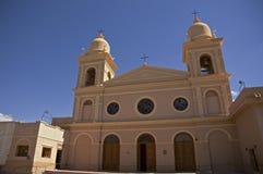 Kirche in Cafayate Stockbilder