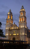 Kirche in Campeche Lizenzfreie Stockfotografie
