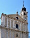 Kirche Collegiata dell'Assunta von Arco Lizenzfreie Stockfotos