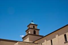 Kirche-Dachspitze Stockfotografie