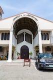 Kirche der Annahme, Falomo, Ikoyi Lagos Nigeria lizenzfreie stockfotos