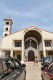 Kirche der Annahme, Falomo, Ikoyi Lagos Nigeria stockfotografie