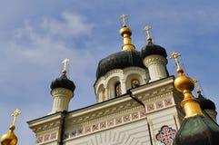 Kirche der Auferstehung von Christ Stockfotografie