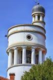 Kirche der Besteigung, Bogojina-Slowenien Lizenzfreies Stockfoto