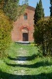 Kirche der des Heiligen Ippolito und Biagio Gemeinde Stockbilder