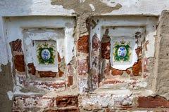 Kirche der Enthauptung von Johannes der Täufer des 17. Jahrhunderts, Uglich, Russland Lizenzfreies Stockfoto