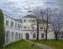 Kirche der Geburt Christi Stockfotos