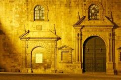 Kirche der Gesellschaft von Jesus Lizenzfreies Stockfoto