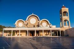 Kirche der heilige Jungfrau-Mutter des Gottes Stockfoto