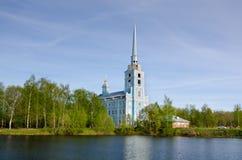 Kirche der heiligen Apostel Peter und Paul in Yaroslavl, Russland Stockfoto