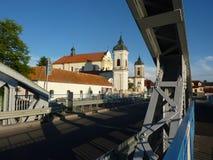 Kirche der heiligen Dreiheit stockfotos