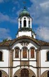 Kirche der heiligen Dreiheit in Gabrovo Stockbilder