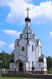 Kirche der Ikone der Mutter des Gottes Lizenzfreies Stockfoto