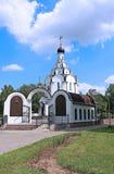 Kirche der Ikone der Mutter des Gottes Stockfotos