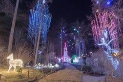 Kirche der Leuchte stockfotos