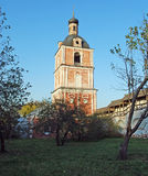 Kirche der Offenbarung Goritsky Kloster von Dormition Pereslavl-Zalessky Russland Lizenzfreie Stockbilder