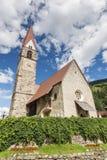 Kirche der Perspektivenvertikale St. Pankraz Lizenzfreies Stockbild
